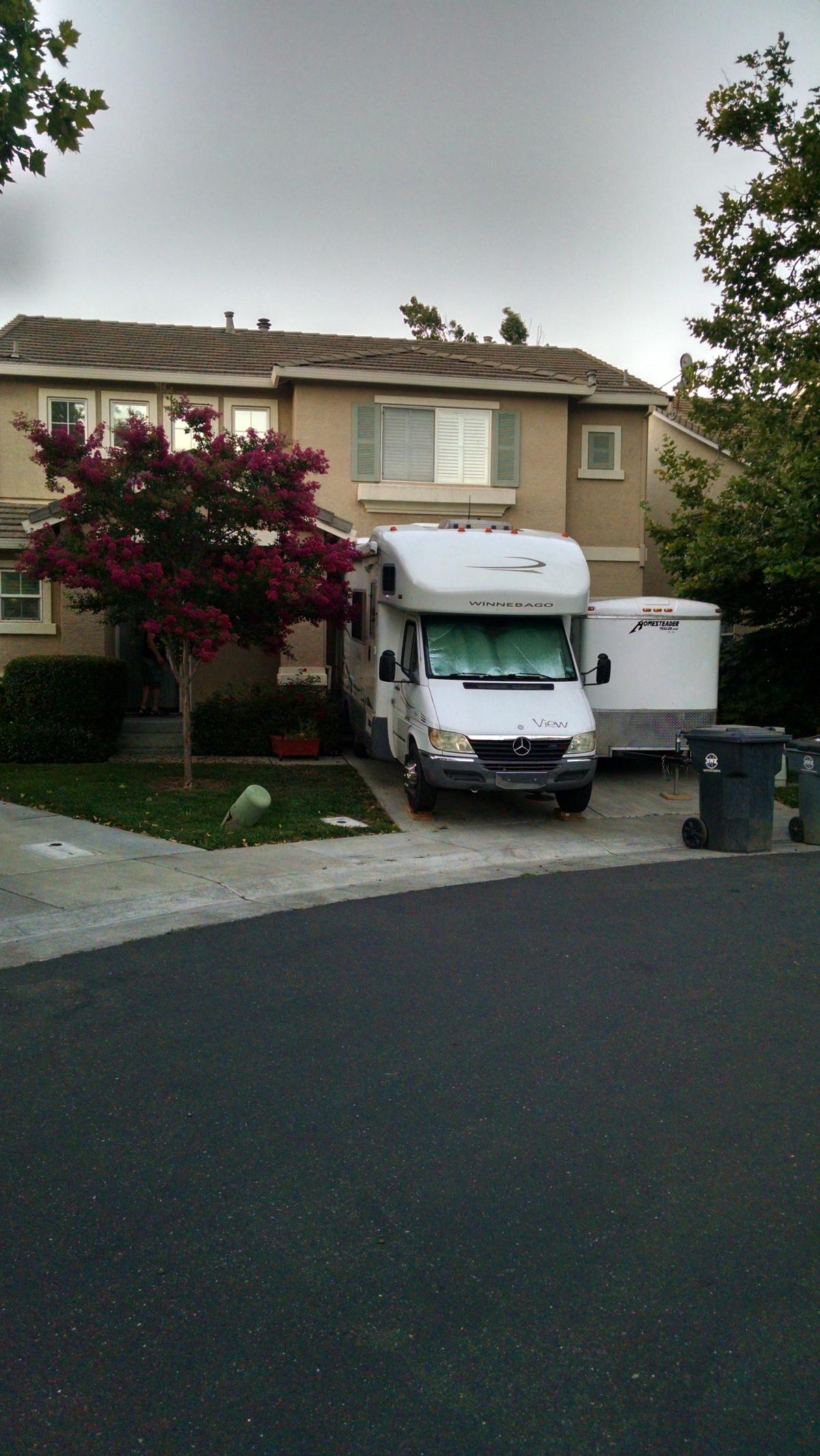 Farewell CA