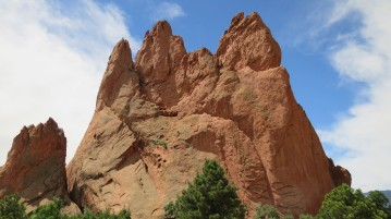Formation at Garden of the Gods.
