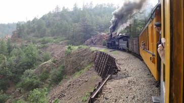 Durango & Silverton engine.