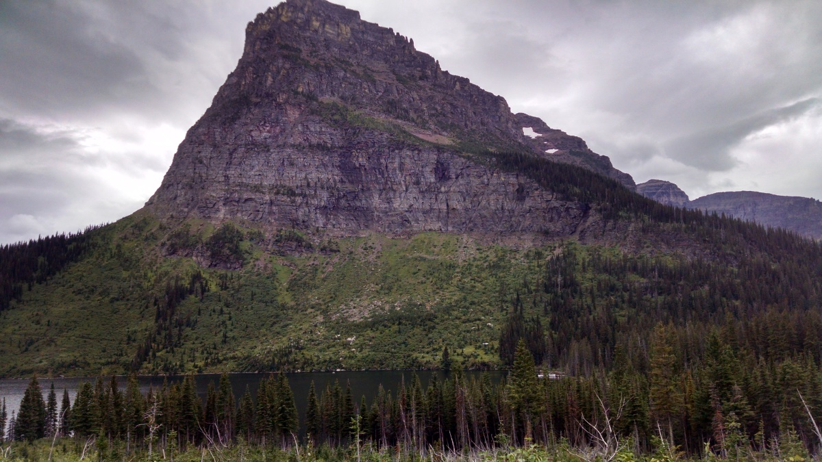 Northern Rockies: Two Medicine Lake Hike