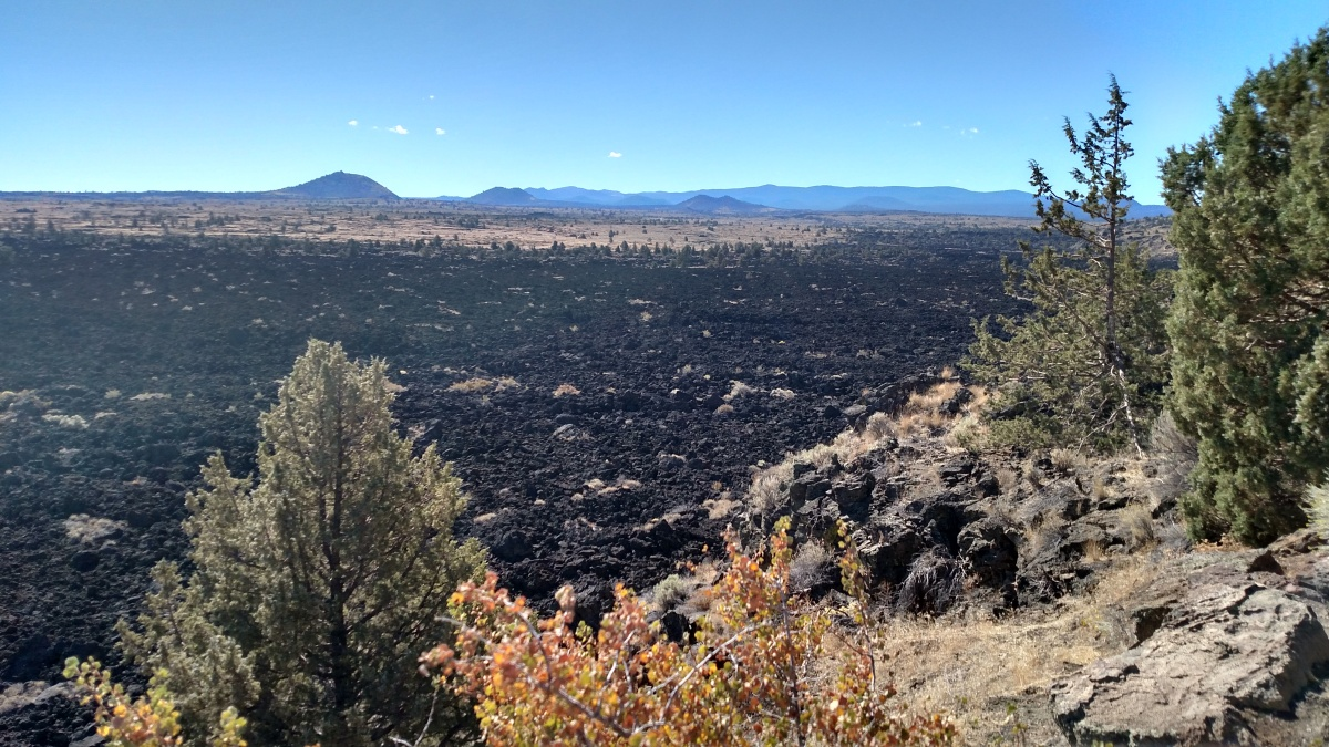 Pacific Northwest: Lava Beds
