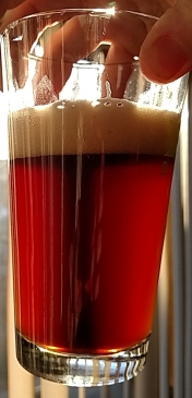 Our Brown Ale, Version 1.