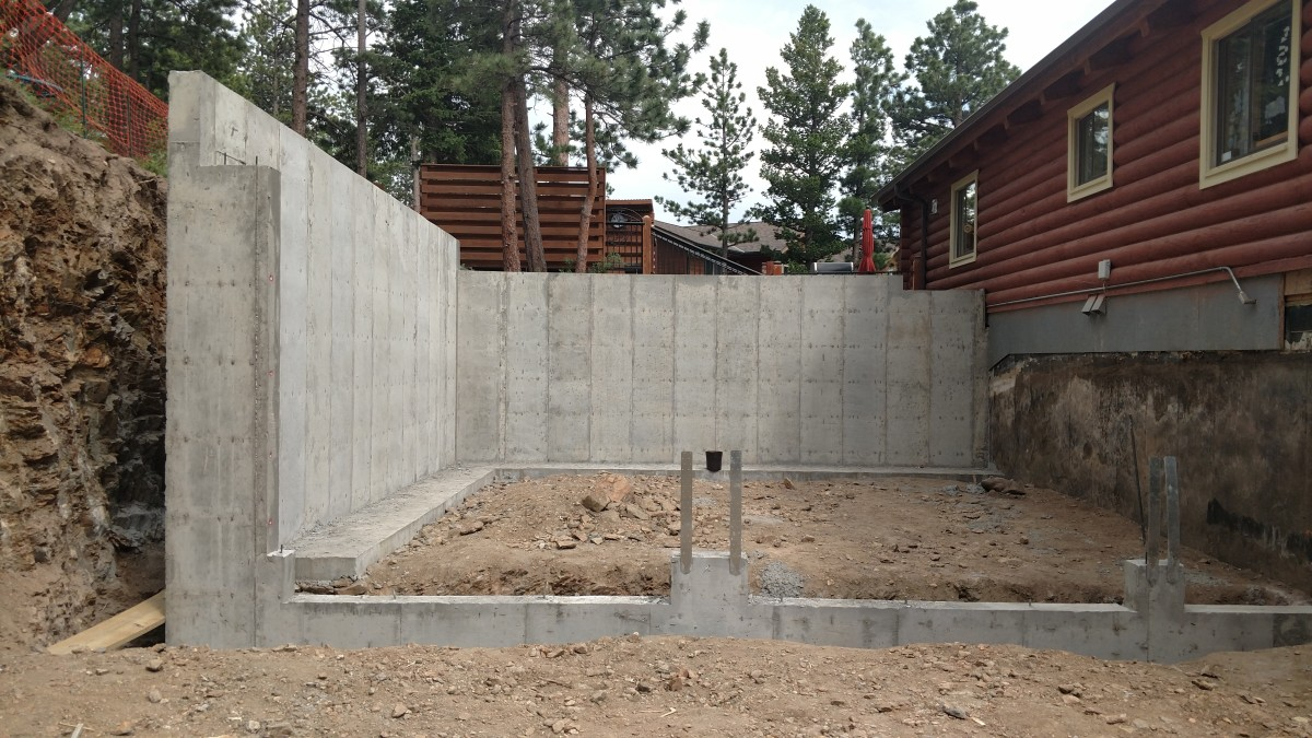 Garage: Footers, Forms, and Floors
