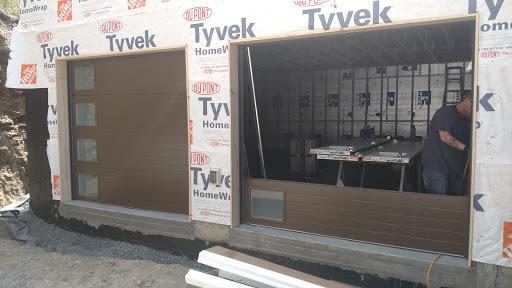 Garage: Insulation, Framing, ExteriorDoors